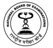 NBE Various Post Admit Card 2020