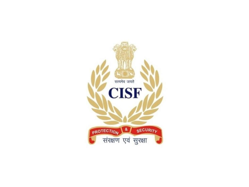 CISF Constable 914 Posts PET/ PST / DV & Trade Test Hall ticket