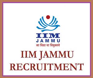 IIM Jammu Recruitment 2021 Apply 24 AAO and Junior Engineer Posts