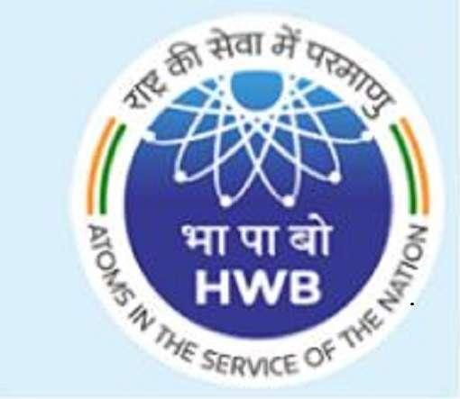 HWB admit card 2021 Heavy Water Board Hall Ticket