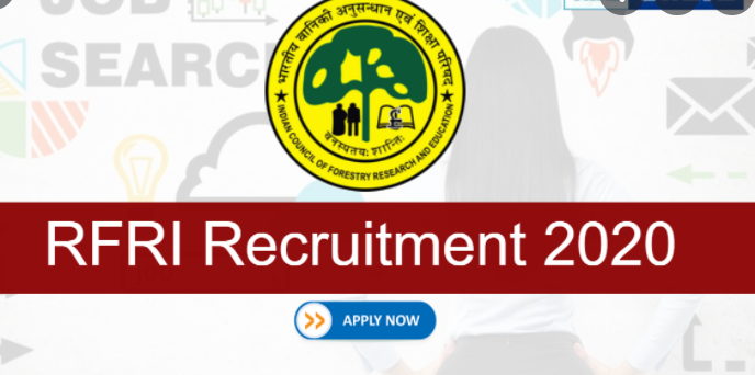 ICFRE Recruitment 2021 Apply 08 Project Assistant and Junior Project Follow
